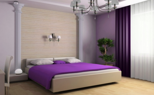 легла за спалня