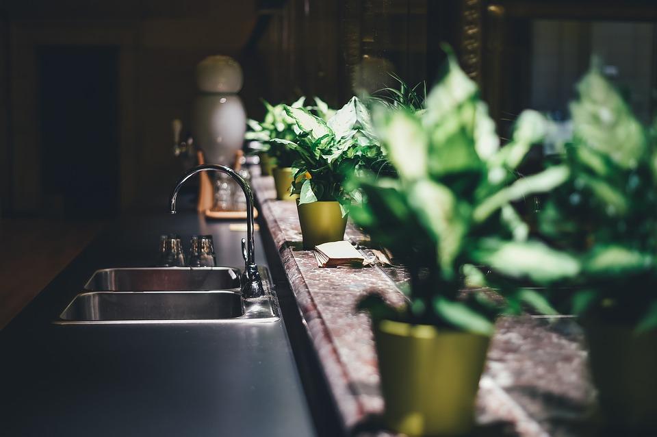 мивка двойна