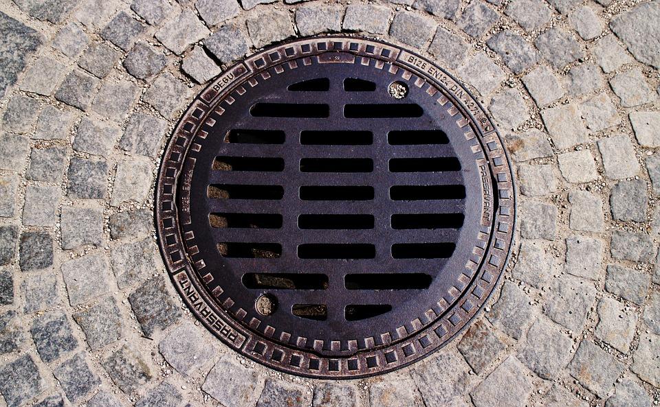 канализационна шахта